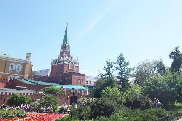 ロシアの春