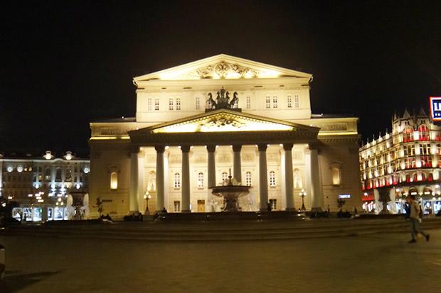 ロシアの建物