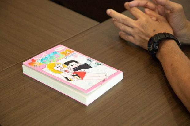 漫画家・えびはら武司先生インタビュー