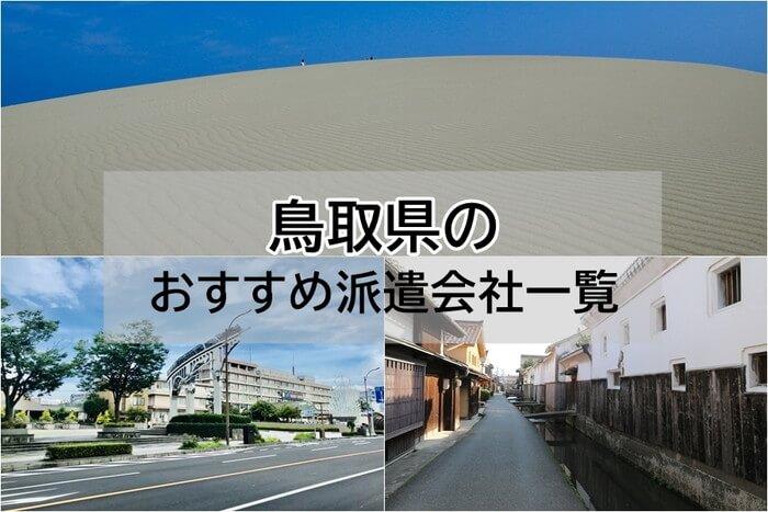 鳥取県 派遣