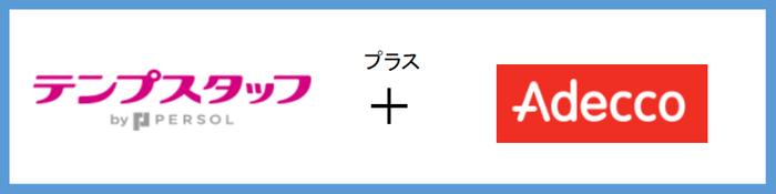 テンプスタッフ+アデコ(金融事務・未経験)